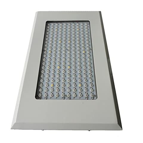 QueenshinyLED 2014 New Bestseller 600w LED Grow Light Lamp Indoor Ufo Hydroponic System Plant Ufo 10 Spectrums & IR