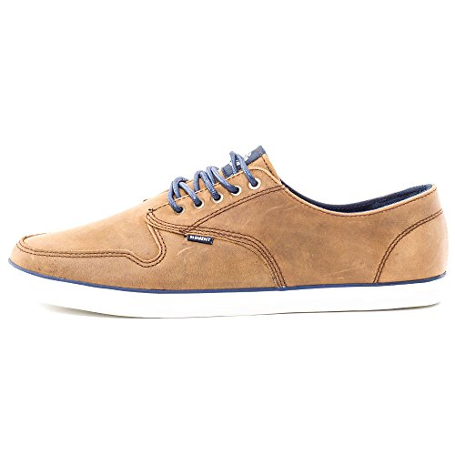Element Topaz Premium Hommes Skate Trainers Taupe