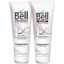 B2C Hairbell Baume/Shampooing Activateur de Pousse 500 ml