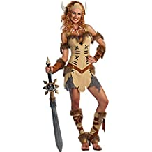 Viking Princess , Adulte Costume de deguisement