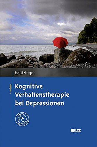 Kognitive Verhaltenstherapie bei Depressionen: Mit Online-Materialien