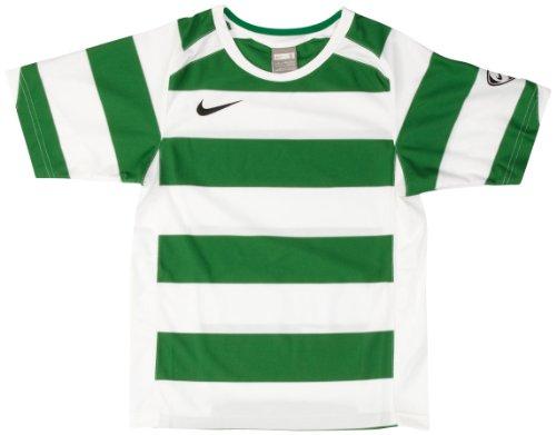 Nike-Ensemble de Football garçon-Junior-Créoles-Maillot de Football à Manches Courtes