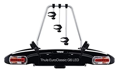 Thule EuroClassic G6 LED 929, Anhängekupplungs-Fahrradträger