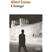 L'étranger (Folio)