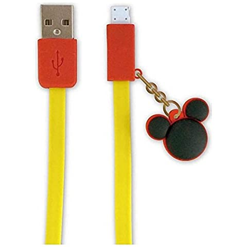 New Disney USB Charge cable for Lightnind devices 60cm New From Japan F/S