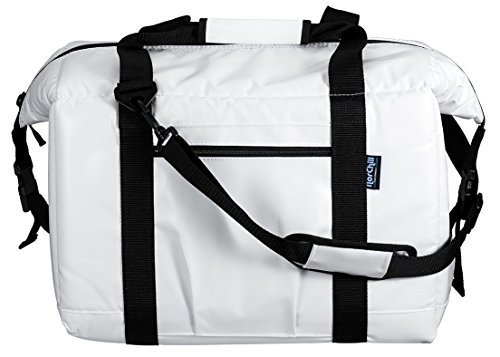 norchill 48Can Marineblau BOATBAG Soft Cooler, White by Norcross Marine Products Norcross Marine