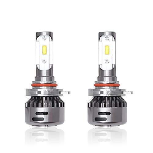 LED Scheinwerferlampen 9005/9006/9012 CREE Super Bright 8000LM 6000K 1 Paar 9012
