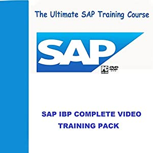 SAP IBP VIDEO TRAINING PACK