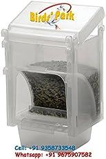 Birds seed feeder imported Italian for Canary Finch LoveBirds & Budgerigar