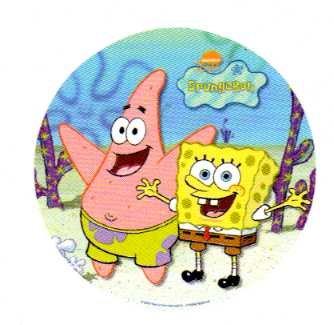 BBS - SpongeBob Partyteller Ø 23 cm