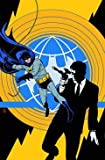 Front cover for the book Batman '66 Meets The Man from U.N.C.L.E. by Jeff Parker