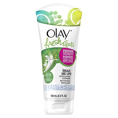 Olay Fresh Effects Bead Me Up Exfoliating Cleanser, 6.5 Fluid Ounce by Olay