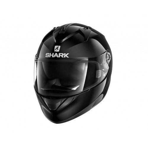 Shark casco Moto ridill Blank BLK