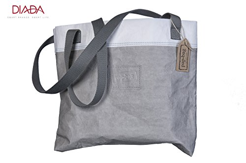 pap bag Gabby, Cabas pour femme gris stone