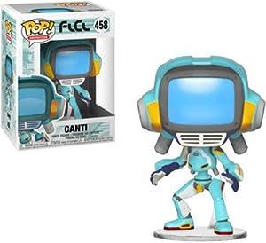Funko FLCL Idea Regalo, estatuas, collezionabili, Comics, Manga, Serie TV,, 35637