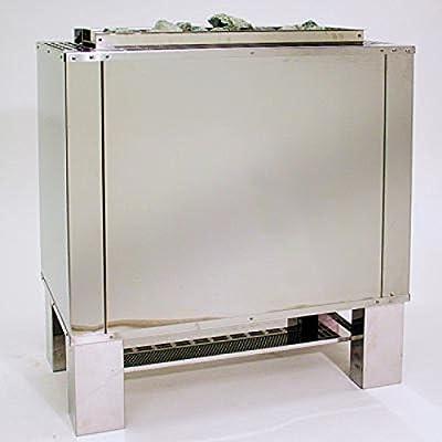 Arend Saunaofen Safolux pro 30,0 kW für gewerbliche Sauna von Arend Saunabau auf Du und dein Garten