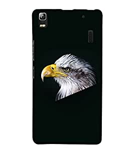 GADGET LOOKS PRINTED BACK COVER FOR LENOVO A7000 MULTICOLOR