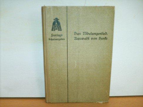 Das Nibelungenlied : (Uebers. nach d. Handschrift A.)