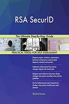 RSA SecurID The Ultimate Step-By-Step Guide eBook: Gerardus