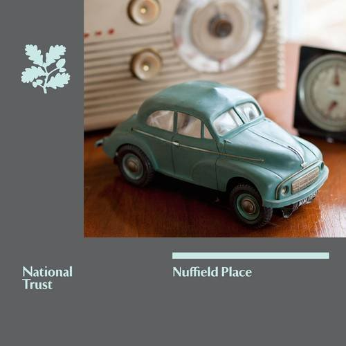 Nuffield Place by Claire Masset (2013-07-01)