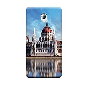 CaseLite Premium Printed Mobile Back Case Cover With Full protection For Lenovo Vibe P1 (Designer Case)