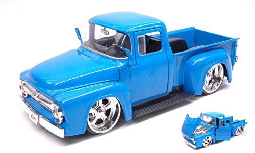 FORD F-100 PICK UP 1956 BLUE