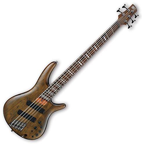 Ibanez SRFF805-WNF E-Bass Walnut Flat