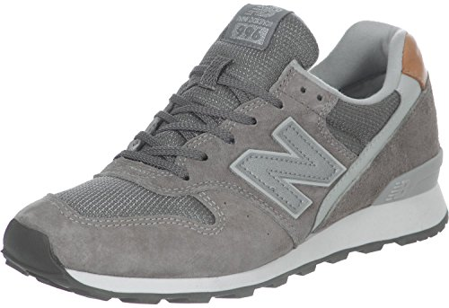New-Balance-996-Femme-Baskets-Mode-Gris