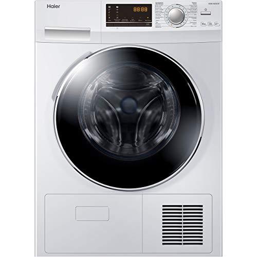 Haier HD90-A636 9Kg Heat Pump Tumble Dryer - White