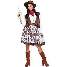 WILD WEST WESTERN COWGIRL ADULT LADIES WOMENS COSTUME (disfraz) 7301de71275