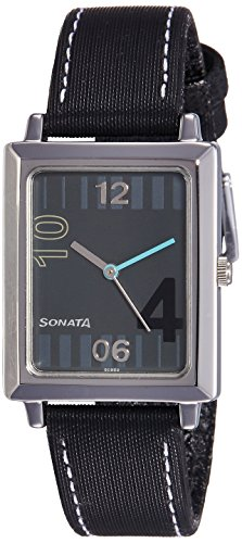 41UcaHseSKL - Sonata 7078Sl01 Mens watch