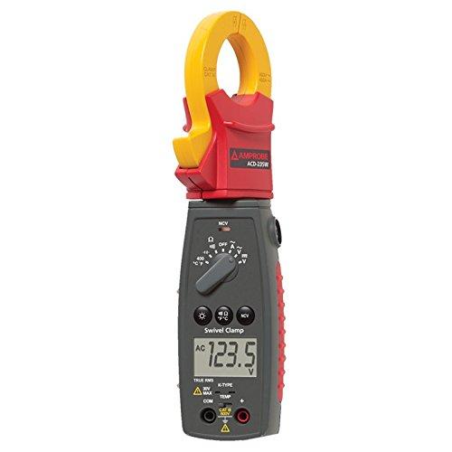 Fluke Stromzange m.Drehkopf Amprobe ACD-23SW Temp/Kapaz/Funktion Zangenmessgerät 0095969563529