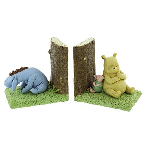 Disney - Classic Pooh Heritage - Bookends (Pooh and Eeyore)