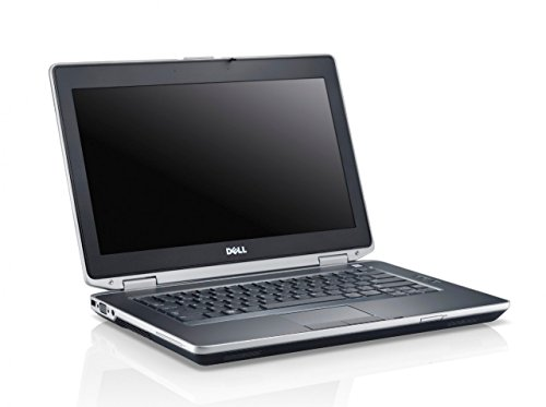 'DELL Latitude E6430 - PC portatile - 14 - Grigio (Intel Core i7 3540 M/3.0 GHz, 8 GB di RAM, Disco rigido TB, Masterizzatore DVD, HDMI, Webcam, WiFi, Windows 10 professionale)