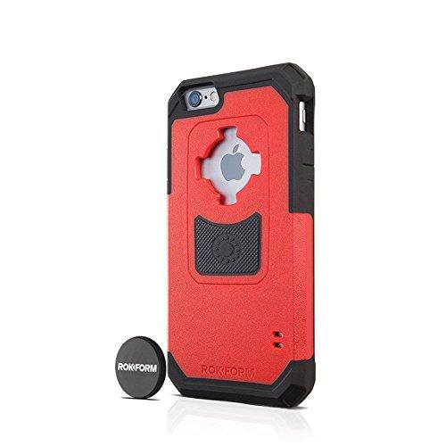 Rokform V3custodia con magnetico supporto auto per iPhone 6 Red