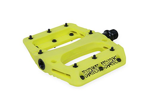 SixPack Racing Vegas Pedal neon-Gelb One Size