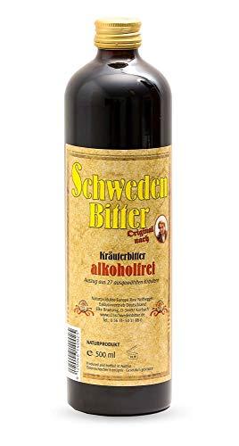 Schwedenbitter - alkoholfrei, 500 ml, nach Maria Treben (1907-1991)
