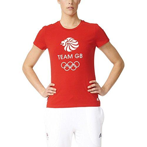 adidas-womens-ladies-team-gb-big-logo-t-shirt-tee-top-vivid-red-white-xl