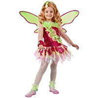 Ciao Flora tynix Costume transformation Winx Club fille, 4 \u2013 6 ans, vert,