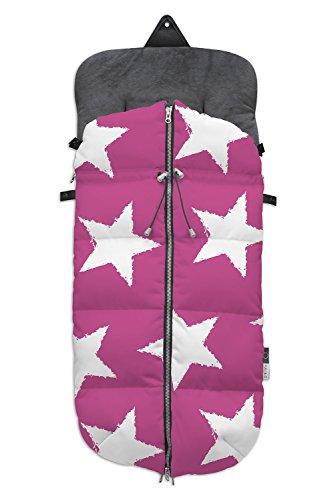 Fuli&co Santorini - Saco cubrepiernas, color rosa