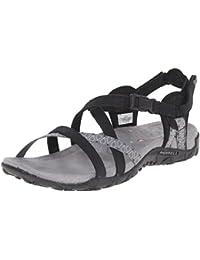 Merrell Women's Terran Lattice Ii Heels Sandals