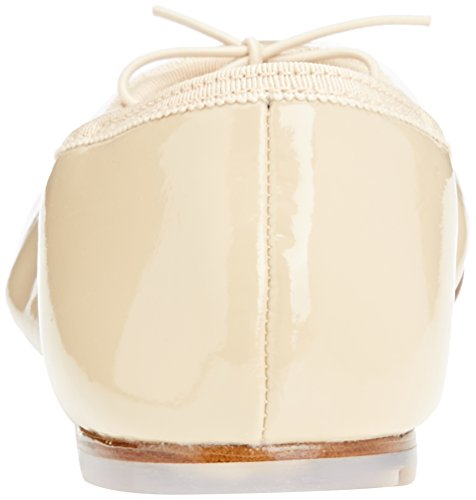 Bloch Soft Patent Ballerina Damen Geschlossene Ballerinas Brown (Cap)