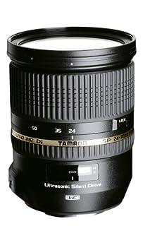 Tamron 24-70mm SP Di VC USD - Objetivo para Nikon (24-70mm, f/2.8, estabilizador óptico, Macro, 82 mm), Color Negro (B007VAZB10) | Amazon price tracker / tracking, Amazon price history charts, Amazon price watches, Amazon price drop alerts