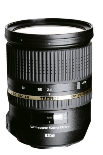 Tamron 24-70mm SP Di VC USD -