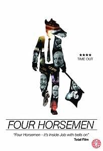 Four Horsemen [DVD] [2012]