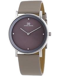Danish Design Damen-Armbanduhr XS Analog Quarz Leder 3324525