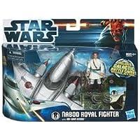 Star Wars 37746 Naboo Royal Fighter con Obi-Wan Kenobi