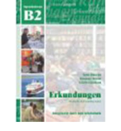 Erkundungen: Erkundungen B2 - Kursbuch MIT CD (Mixed media product)(German) - Common