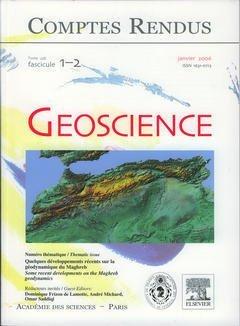 Comptes Rendus Académie des Sciences, Geoscience, Tome 338, Fasc 1-2, Janvier 2006 : Quelques Develo par Frizon de Lamotte Do