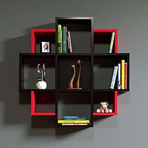 BLOOM Mensola da muro - Mensola Parete - Mensola Libreria ...